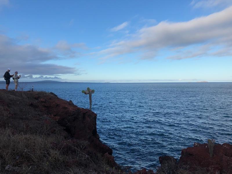 Rabida Island Cliff
