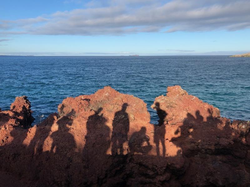 Rabida Island Rock