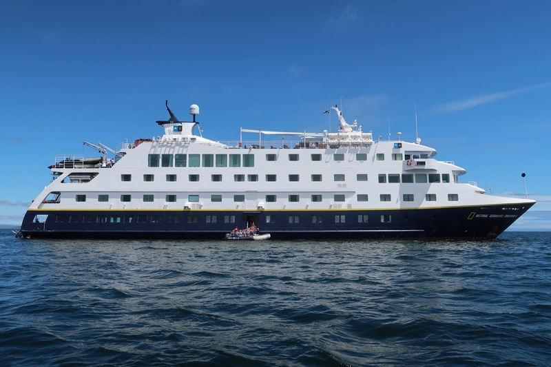 National Geographic Endeavour II ship